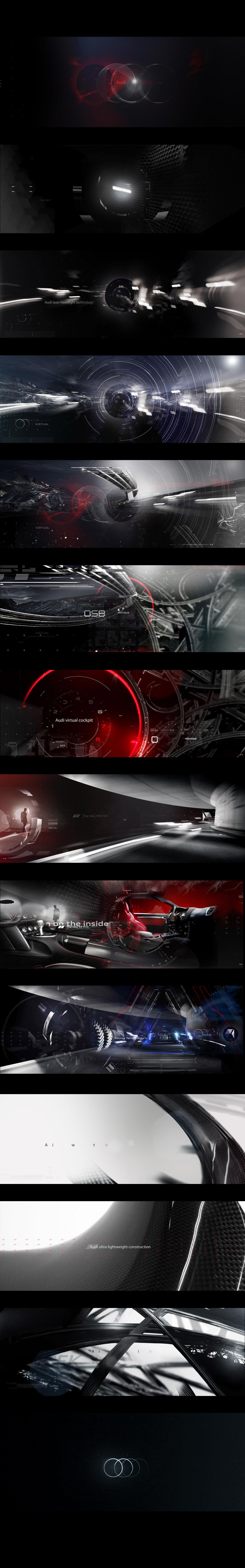 Audi Geneva 2015 Still Frames